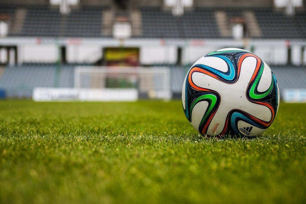 ball, stadium, football