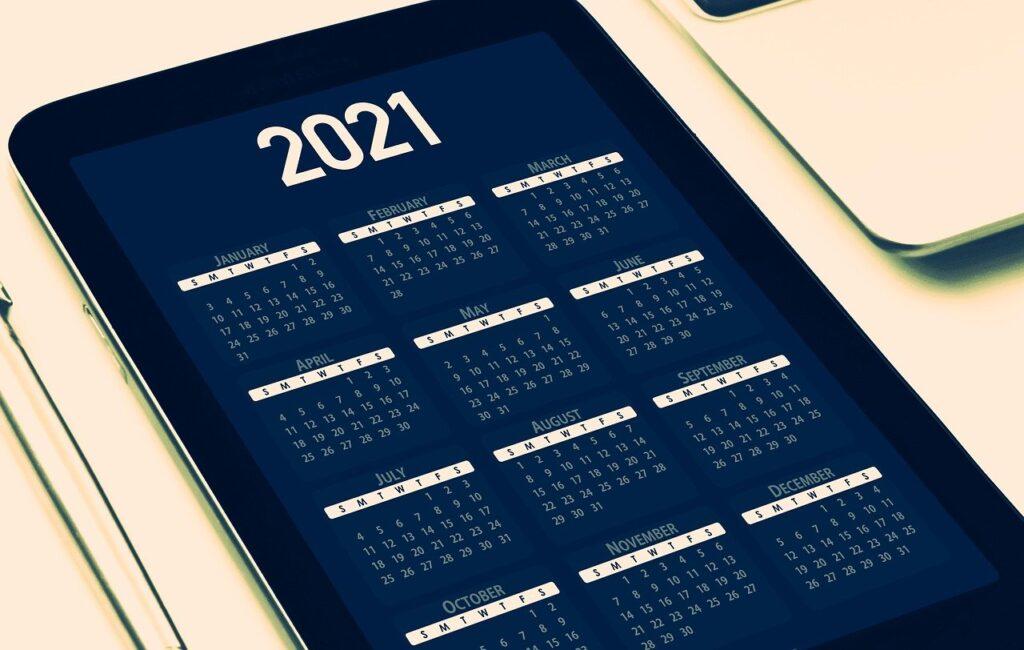 calendar, agenda, schedule